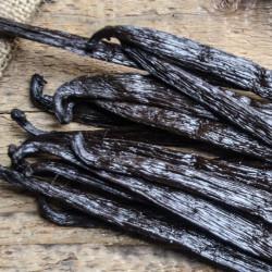 Gousses de Vanille d'Ouganda - Grand Cru - David Vanille : Vente de gousses de vanille et épices d'exception.