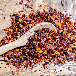 Crushed Niora Pepper - Spain