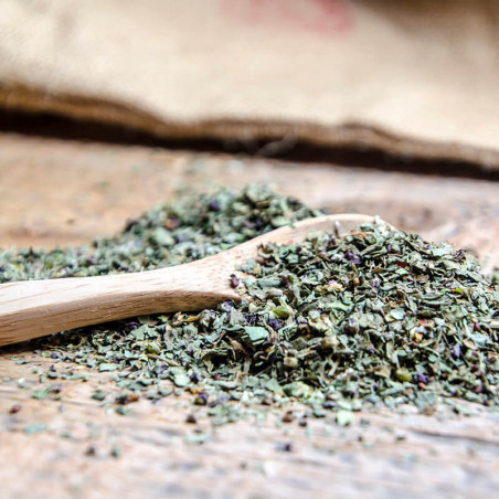 Fresh freeze-dried basil - Egypt