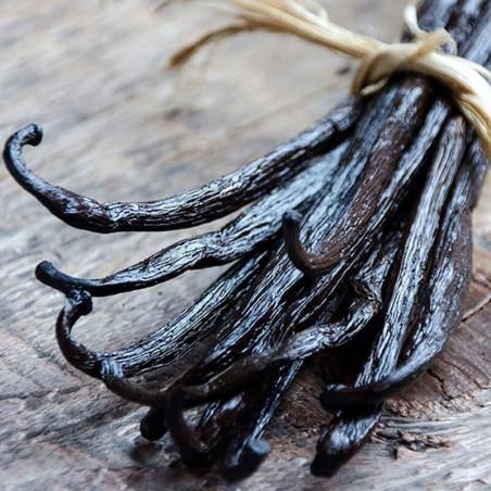 10 gousses de Vanille Bourbon Gold de Madagascar 14-15cm