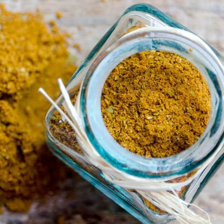 Mélange d'épices - Curry des Aztèques