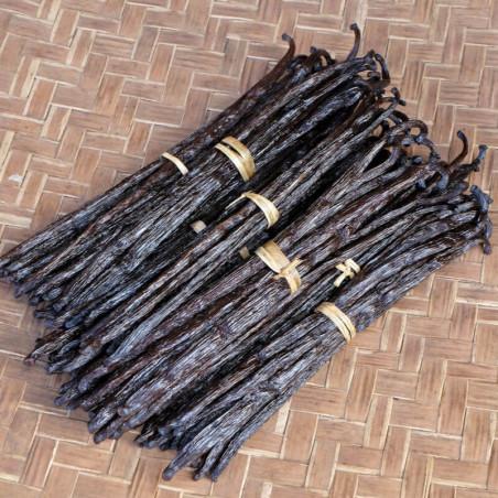 2 Gousses de Vanille Bourbon Gold 20-22cm XXL - Madagascar