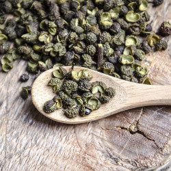 Szechuan Green Pepper - China