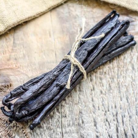 Gousses de vanille de Tahiti - Black Pearl - David Vanille : vente de gousses de vanille et épices.