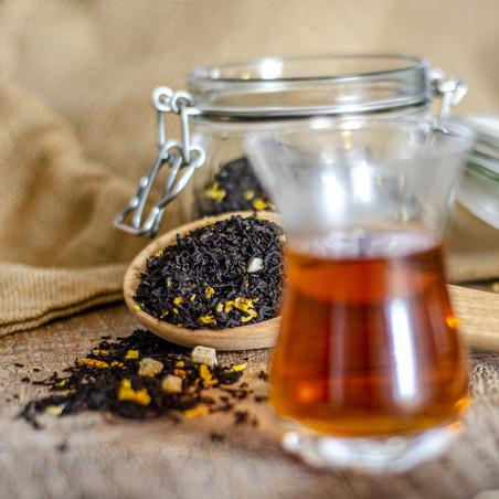 Thé Noir - Caresse