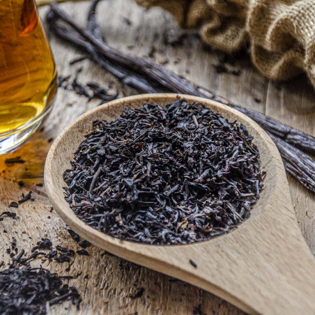 Thé Noir - Vanille Gourmet