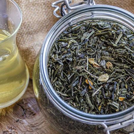 Green Tea - Drunkenness - Yuzu