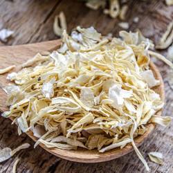 Freeze-dried minced onions...