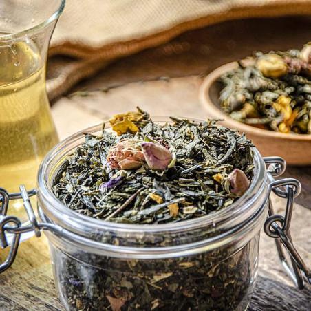 Yunnan Green Tea - Tenderness