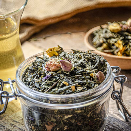 Green Tea - Tenderness -...