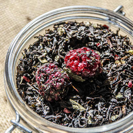 Black Tea - Red Lips -...