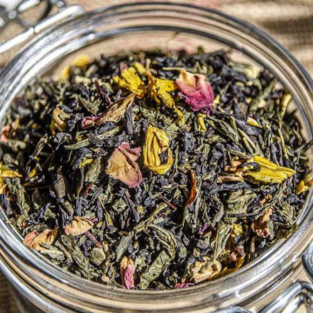 Black Tea, Green - Erotic