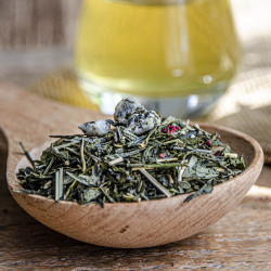 Green, White, Kukicha Tea -...