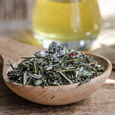 Kukicha tea, Pai Mu Tan,...