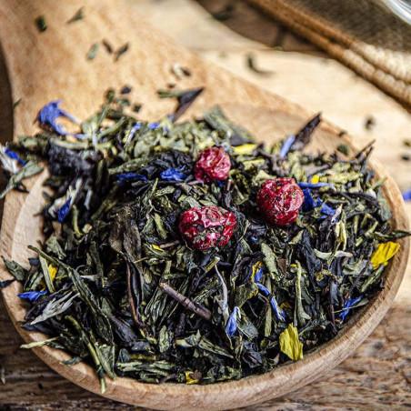 Green Tea - Sencha Glamour...