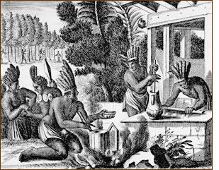 Les aztèques et la vanille