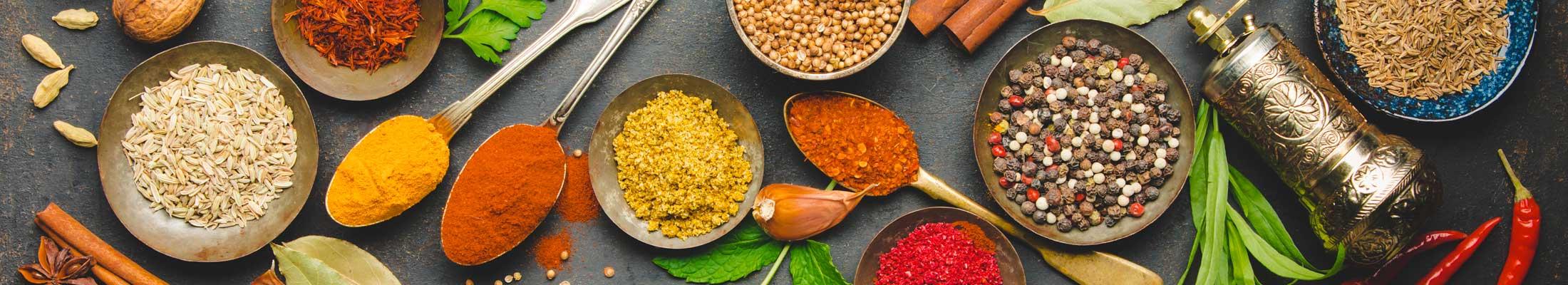 Mélange d'épices - Achetez des mélanges d'épices originaux et parfumés